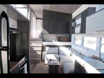 Tiny house tour, LE SAKURA (French)
